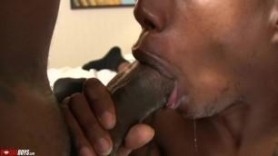 Thug Bottom Takes Rock Dick - Anthony Andrews & Rock
