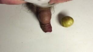 Floppy foreskin on a wet worktop - 3 of 6