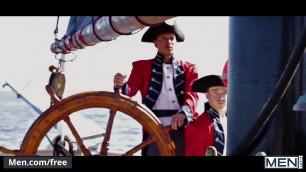 Johnny Rapid Diego Sans - Pirates A Gay XXX Parody Part 1