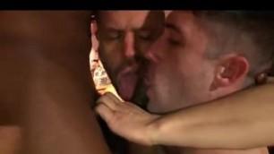 Hot BBC fucks two throats